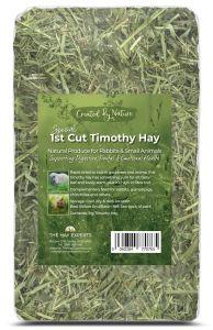 Special Cut Timothy Hay: 1st Cut - Mixed Stem & Leaf