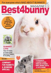 Best4Bunny Magazine - Latest Edition - Summer 2021