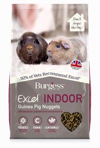 Excel Indoor Guinea Pig Food
