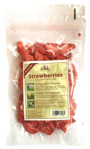 The Hay Experts Strawberries (Freeze Dried)