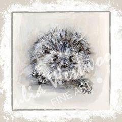 Hedgehog - Greeting Card