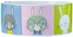 Pawtrait Rabbit Bowl