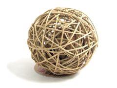 Rattan Wobble Ball