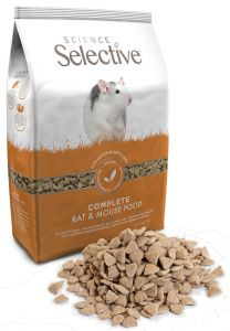 Selective Rat & Mouse Food