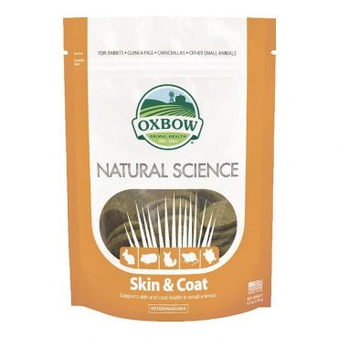 Skin & Coat Supplement - Oxbow Natural Science