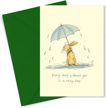 Every Day ... Rainy Day Without You