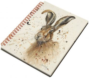 Hugh Hare Notebook A5