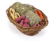 Willow Treat Basket
