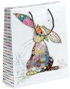 Binky Bunny Gift Bag, Medium