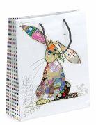 Binky Bunny Gift Bag, Large