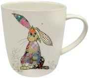 Binky Bunny Bug Art Mug