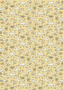 Bunnies and Guinea Pigs Gift Wrap