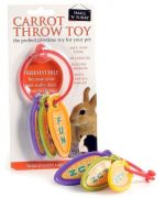 Carrot Throw Toy