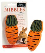 Carrot Wood Chew (Large) Sharples n Grant
