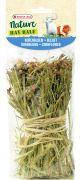 Nature Snack Hay Bale - Cornflower