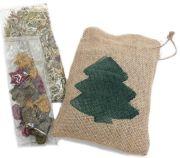 Santa Gift Sackaroo (with gift tag)