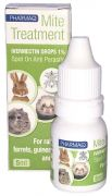 Ivermectin Drops 1% - Mite Treatment for Small Animals