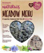 Meadow Menu Guinea Pig