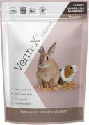 Verm-X Herbal Nuggets for Rabbits, Guinea Pigs and other Small Animals