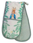 Peter Rabbit Double Oven Gloves