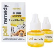 Pet Remedy Plug-In Diffuser 2 x Refill Pack