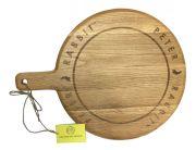 Peter Rabbit Classic Oak Paddle Board