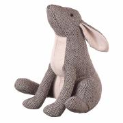 Sitting Rabbit Doorstop