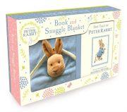 Peter Rabbit Book & Snuggle Blanket