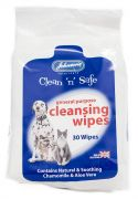 Cleansing Wipes (Biodegradable) 30 pack