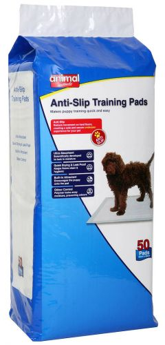 Animal Instincts Puppy Training Pads - 50 Pads