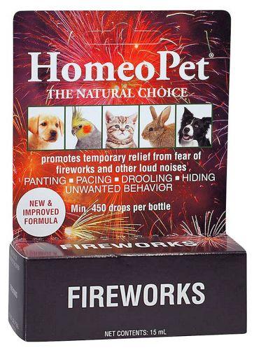HomeoPet - Fireworks