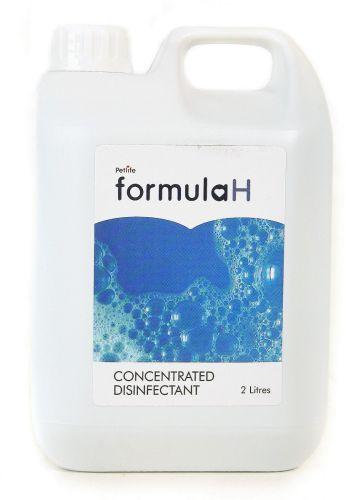 Formula H Disinfectant - 2ltr Concentrate