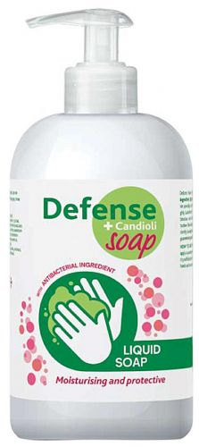 Defense Hand Soap - Antibacterial & Moisturising