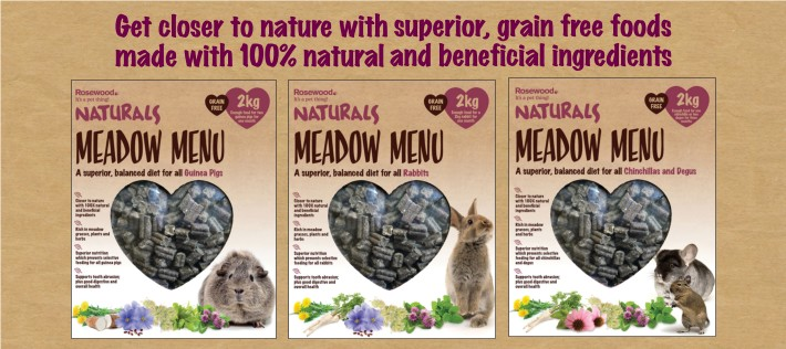 New! Meadow Menu from Rosewood