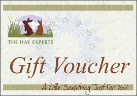 The Hay Experts Gift Voucher